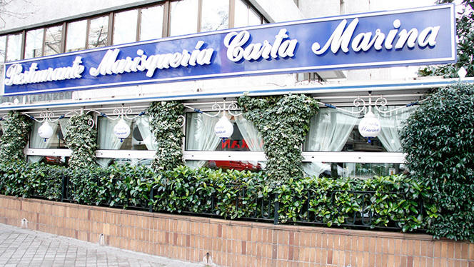 Carta Marina 8 - Carta Marina, Madrid