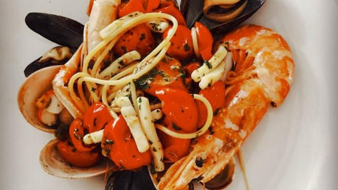 Spaghetto allo scaglio - Pescheria Bistrot Fish Corner, Cusano Milanino