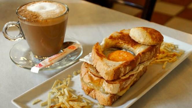 Sugerencia del chef - Café Barbieri, Madrid