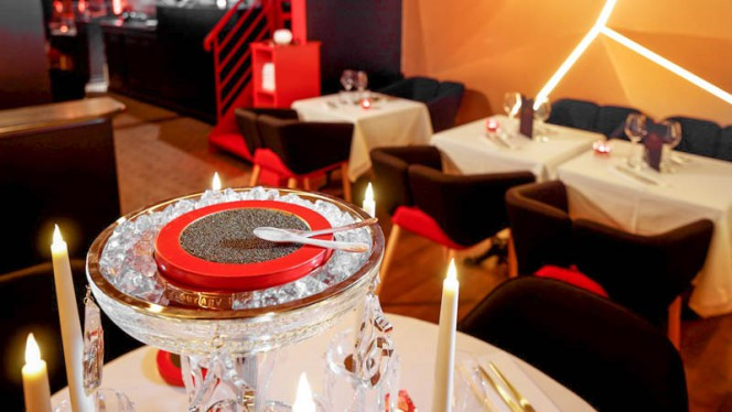 Caviar @ Boutary - Boutary, Paris