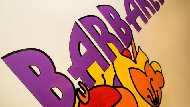 Detalle decoración - Barbarela, Valencia