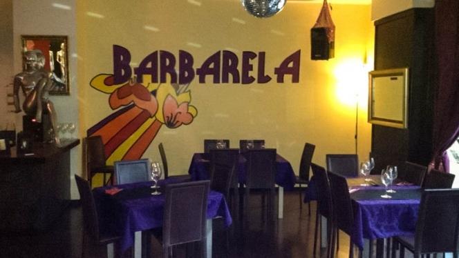 Detalle sala - Barbarela, Valencia