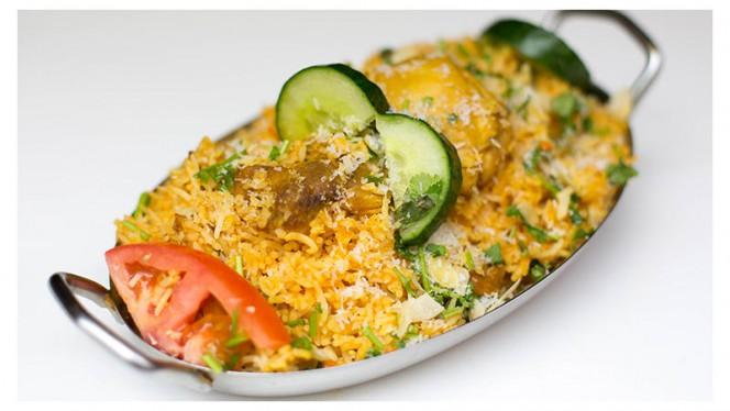Ainsi que des Thali, Biryani, plats Végétariens - New Aqib, Paris