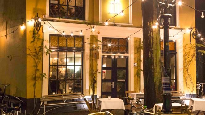 Restaurant - Restaurant ñ, Den Haag