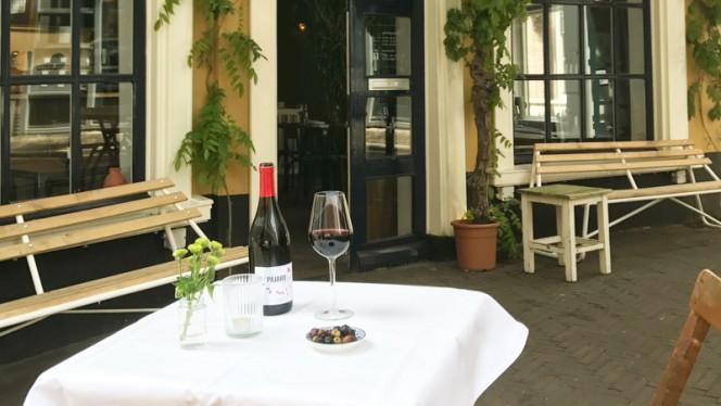 Terras - Restaurant ñ, Den Haag