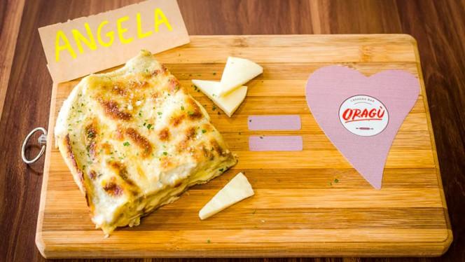 Sugerencia del chef - Oragu Lasagna, Valencia