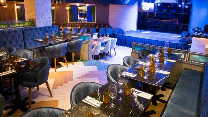 Vista sala - Ivy Resto Lounge, Barcelona