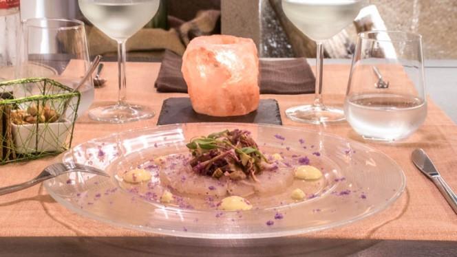 Suggerimento dello chef - Senzafiamma Raw Food Restaurant, Rome