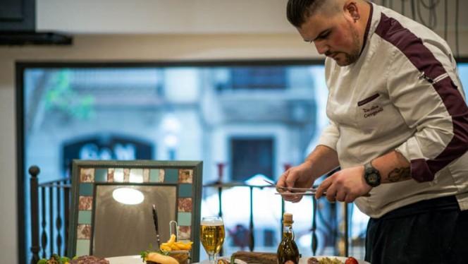 Chef - Brisa Sin Prisa - Poblenou, Barcelona