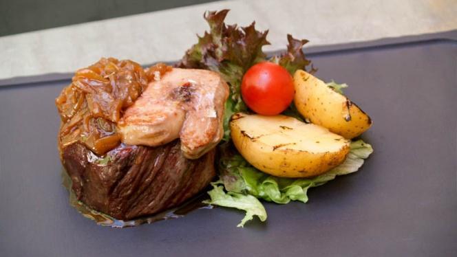 Carne con patatas - La Vaca Picada Diego de León, Madrid