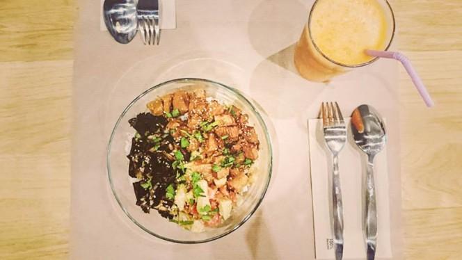 suggestion du chef - Biocoz, Paris