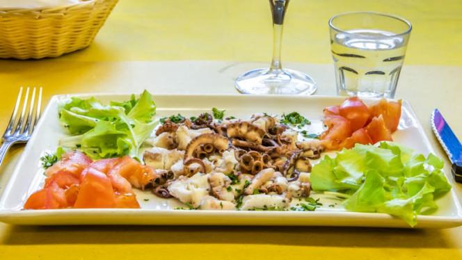 Suggerimento dello chef - Osteria della Pace, Bologna