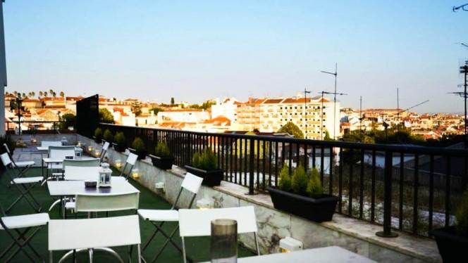 Vista sobre Lisboa - Spianata, Lisboa