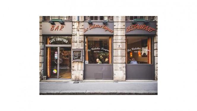 La devanture du restaurant - Les Culottes Longues, Lyon