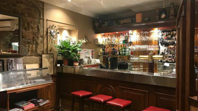 Le bar - Les Culottes Longues, Lyon