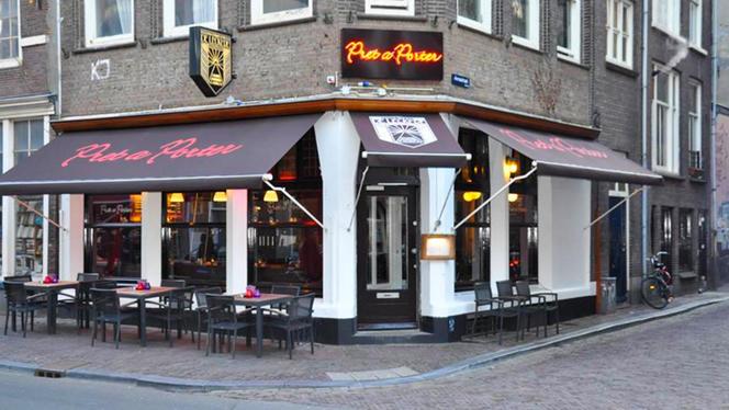 Restaurant - Pret a Porter, Utrecht