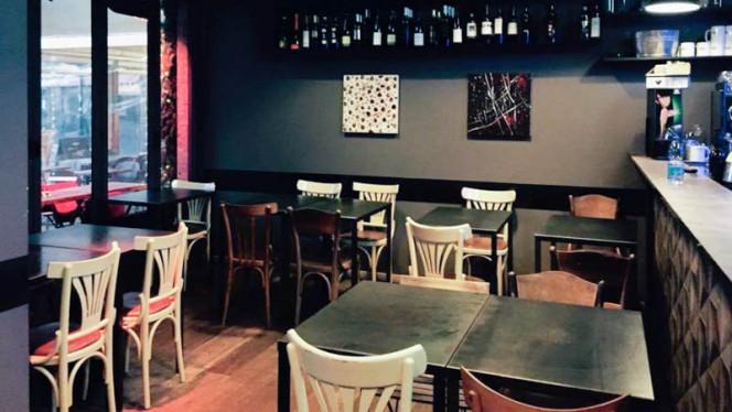 La sala - Ralph's, Milan