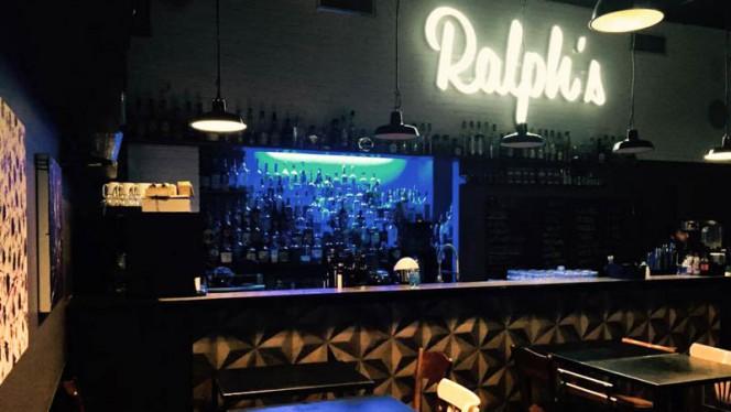 Vista interno - Ralph's, Milan