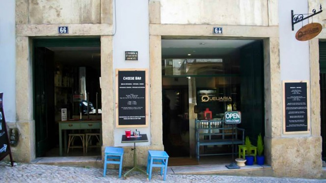 Esplanada - Queijaria - Cheese Shop & Bar, Lisboa