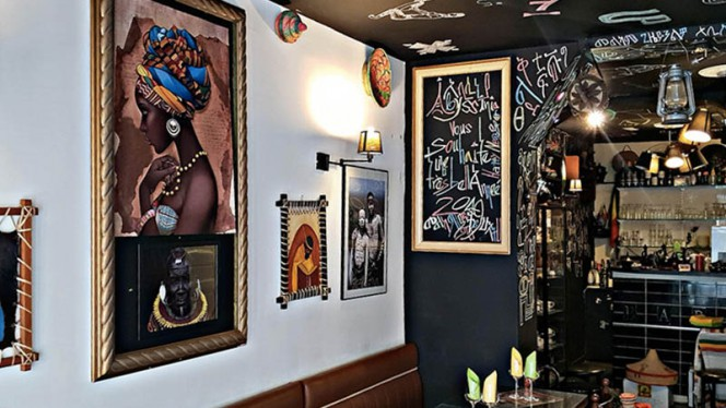 Deco Abyssinia - Abyssinia, Paris
