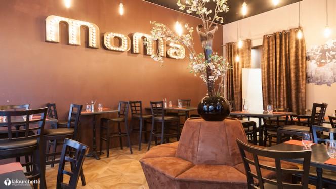 Aperçu de l'intérieur - Le MoMa, Lyon