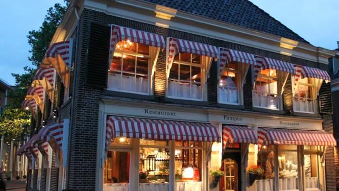 Sfeervol pand - Pampus, Zwolle