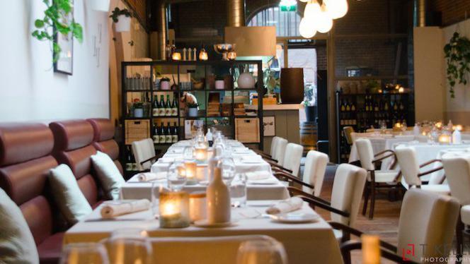 Karakter 2 - Restaurant Karakter, Rotterdam