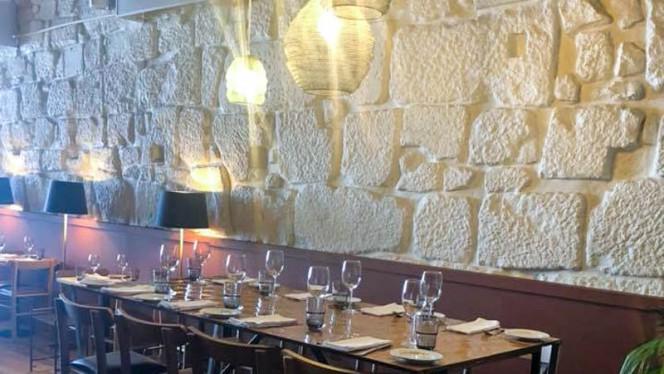 Vista da sala - Cozinha Cabral, Porto