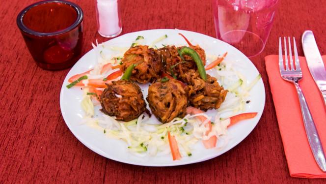 Suggestion de plat - Curry Garden, Paris