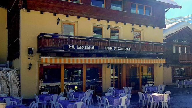 Versante pista - La Grolla Livigno, Livigno