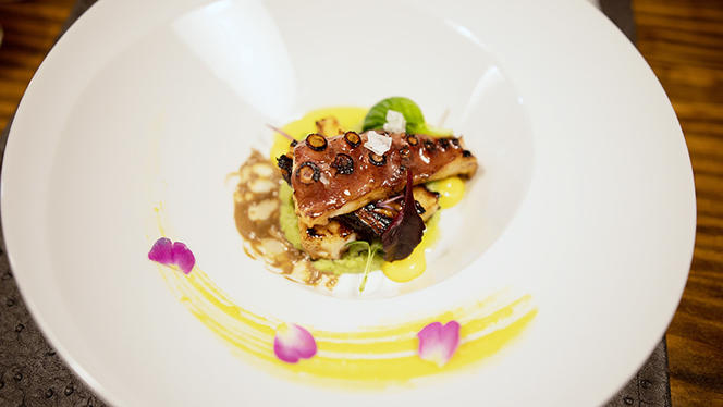 Sugerencia del chef - Alcantara Bistrot, Valencia