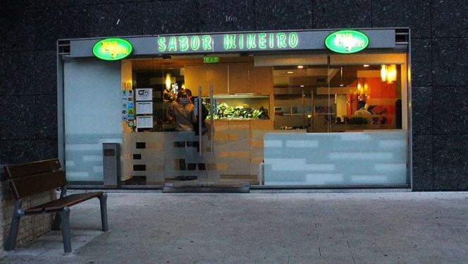 exterior - Sabor Mineiro Lisboa, Lisboa