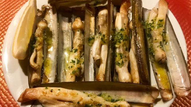 Sugerencia del chef - El Rincón Español, El Puerto De Santa Maria