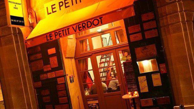 Devanture - Le Petit Verdot, Aix-en-Provence