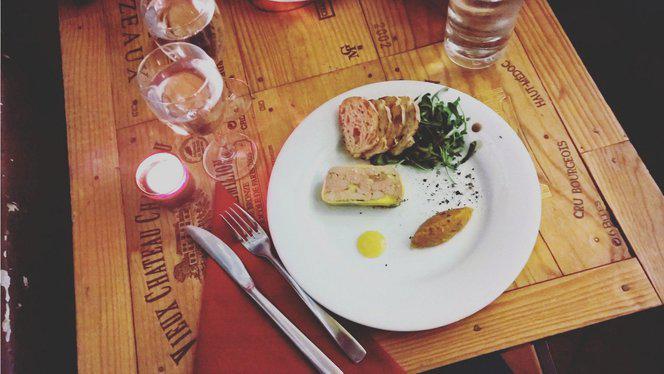Foie gras - Le Petit Verdot, Aix-en-Provence
