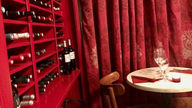 Salle intérieure - Le Petit Verdot, Aix-en-Provence