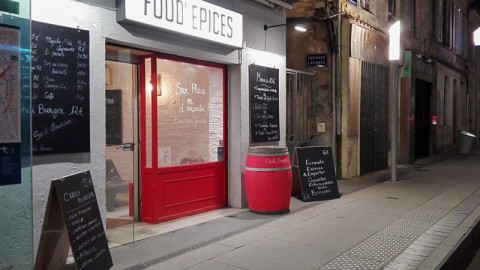 Food'Épices, Bordeaux