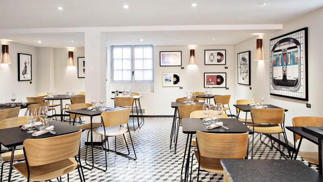 LE LIEU. A la fois chic, contemporain et chaleureux avec une cuisine gourmande et créative...LE LIEU. A la fois chic, contemporain et chaleureux avec une cuisine gourmande et créative... - Sixty-Two, Toulouse