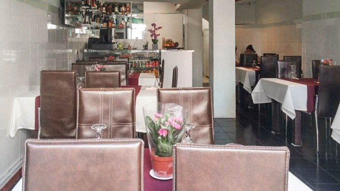 Vista da sala - Benformoso Restaurante & Bar, Lisboa