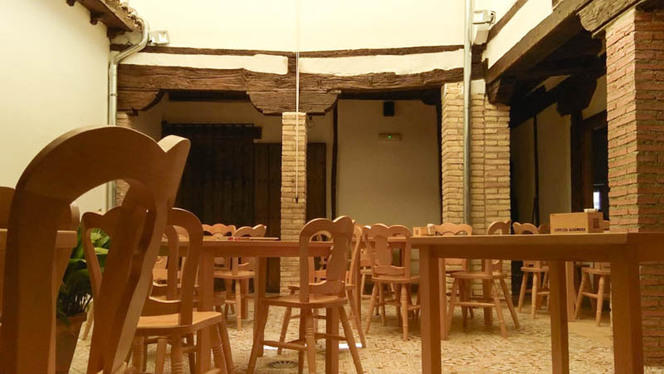 Interior - Restaurante Museo Tenería, Ocaña