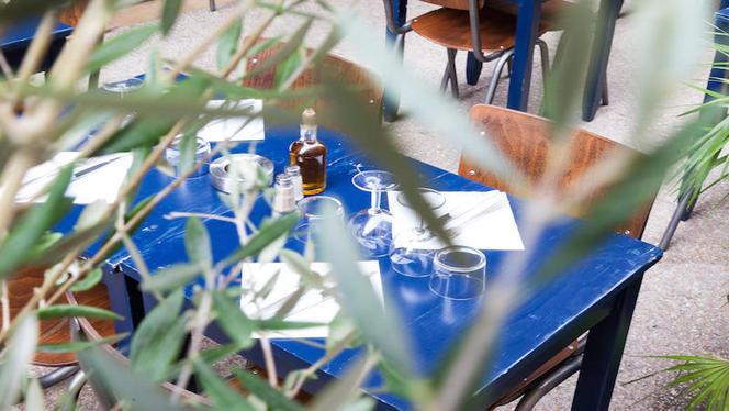 Table dressée - Etcheberry, Lyon