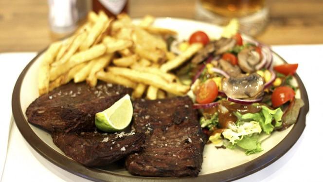 Sugerencia del chef - Beefcious - Montecarmelo, Madrid