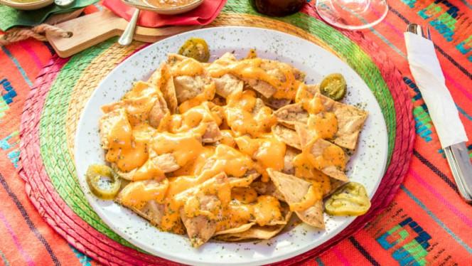 Sugerencia del chef - Sol Azteca, Madrid