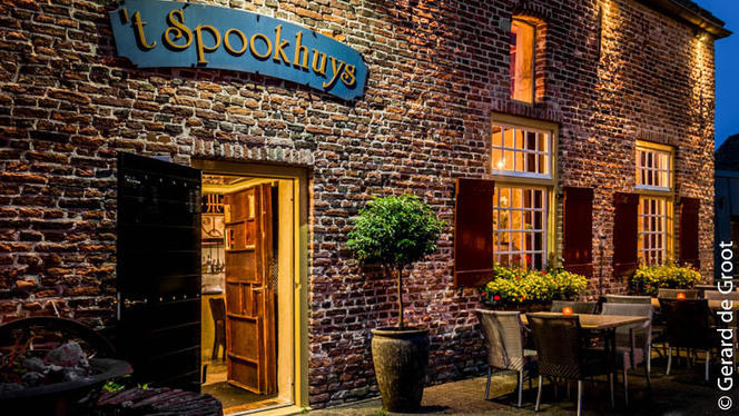 Ingang - 't Spookhuys, Hattem
