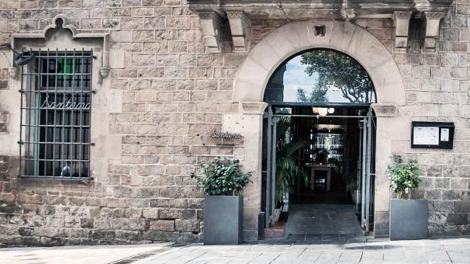 vista fachada - Bottega Santana (INACTIVA), Barcelona