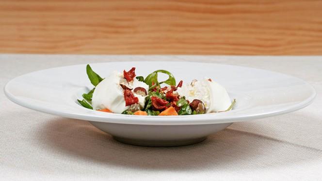 Sugerencia del chef - L' Osteria Sutta e Supra, Barcelona