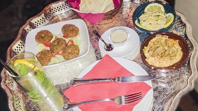 Specialità della casa - Noor Shisha Lounge Brera, Milan