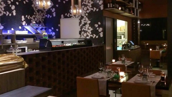 La sala - Soft Sushi, Corsico