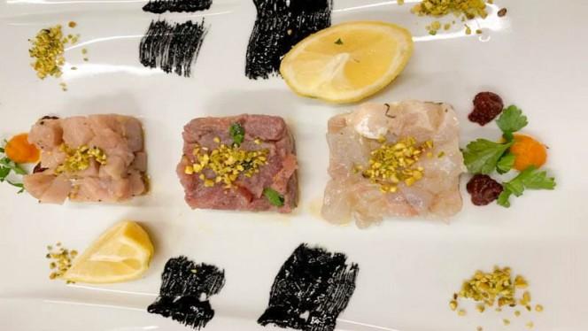 Suggerimento dello chef - Osteria del Pirgo, Civitavecchia