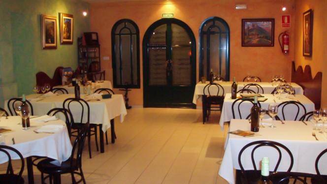 Vista de la sala - L' Argilaguet 9, El Vendrell